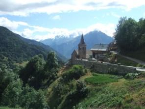Vaujany church