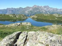 Lac Noir in summer
