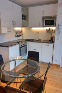 Kitchen in Apartment A10