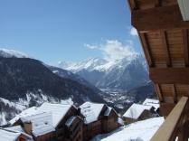 A10 winter balcony view
